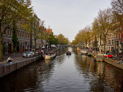 Cruise stop. Amsterdam