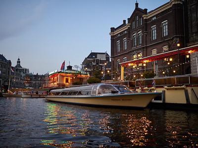 Prinses Beatrix. Amsterdam