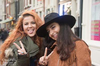 Amsterdam Yaniv preArmy Trip