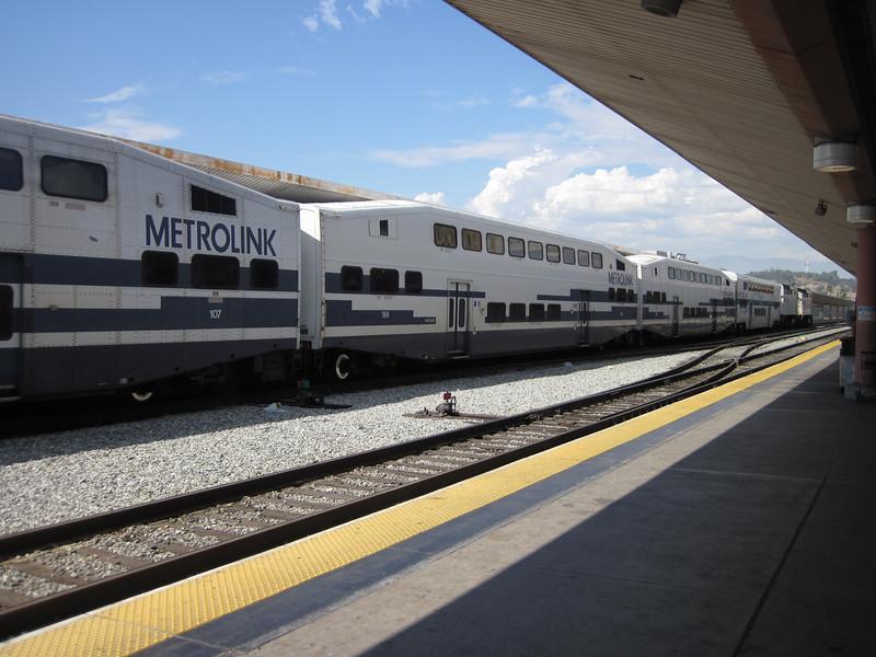 Los Angeles Commuter Rail