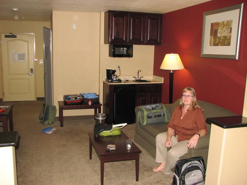 Hotel in LA. Holiday Inn - Hollywood.