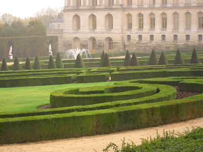 South Parterre at Versailles