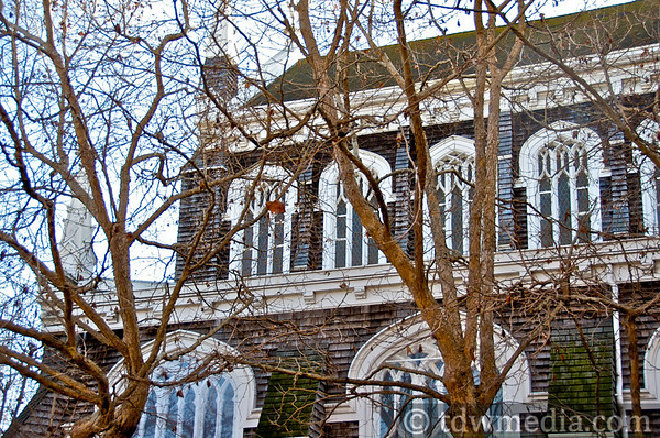 An Architectural Stroll in San Francisco 1-8-12