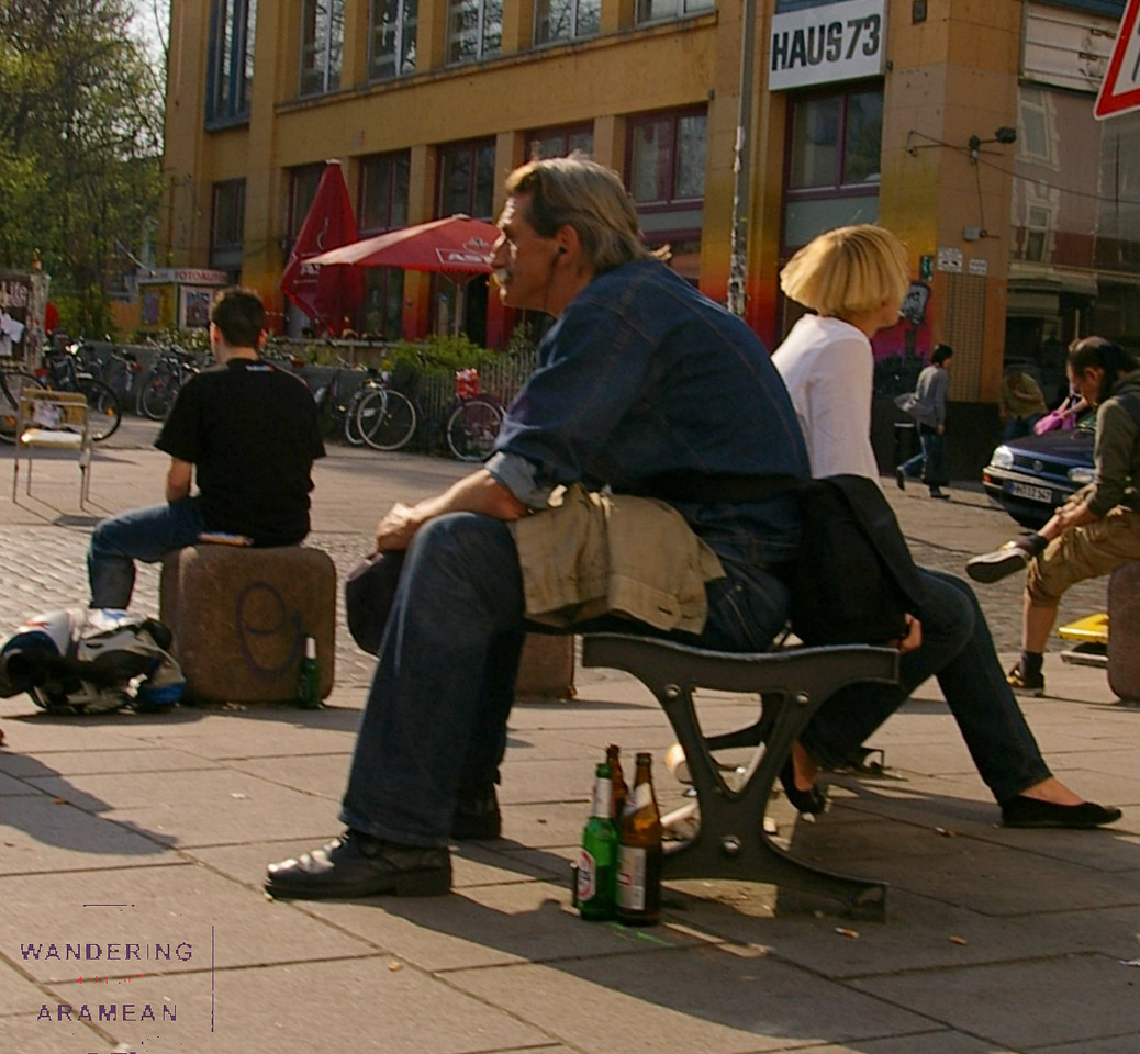 Relaxing in Schanzenviertel