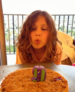 Happy 9th birthday to our beautiful Madeline!