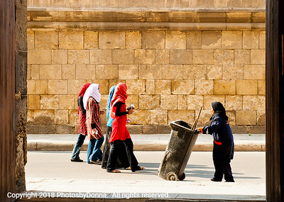 The Young and the Old in Cairo