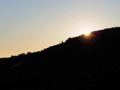At Sunrise