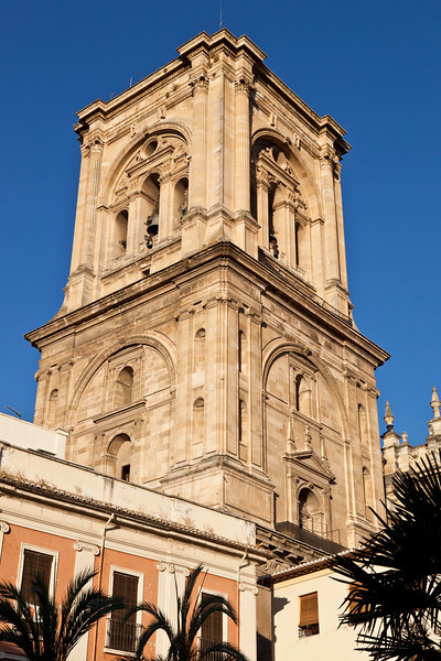 Church Tower - Granada