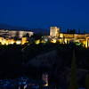 The Alhambra at Night - Granada