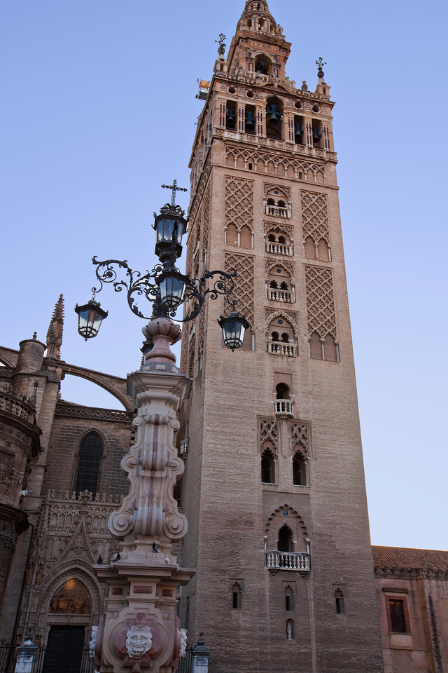 Cathedral Tower - Sevilla