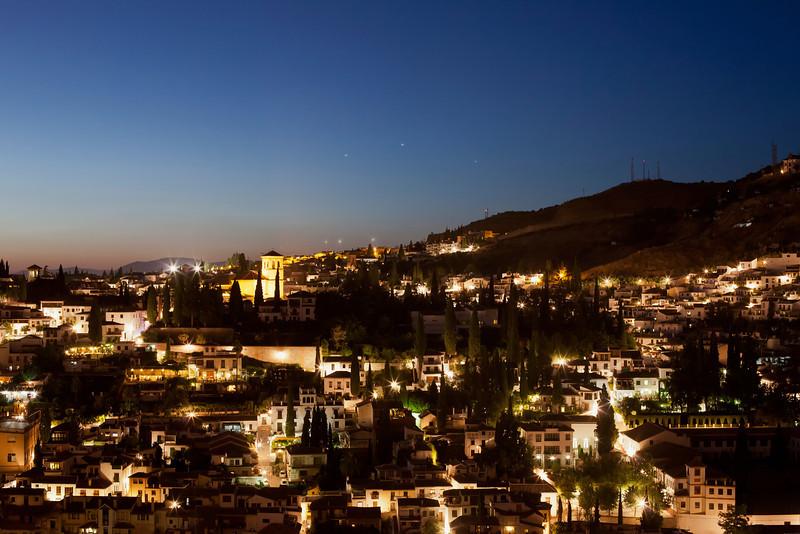 Granada After Dark