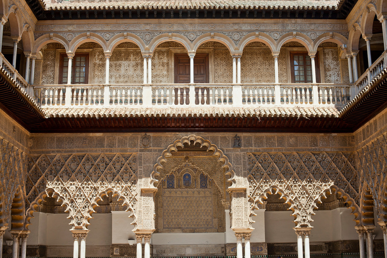 Interior Real Alcazar - Sevilla