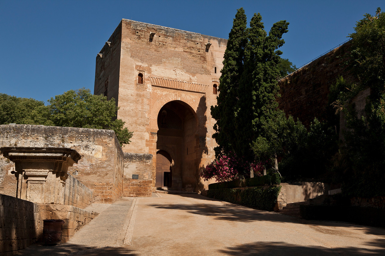 The Gate of Justice - The Alhambra