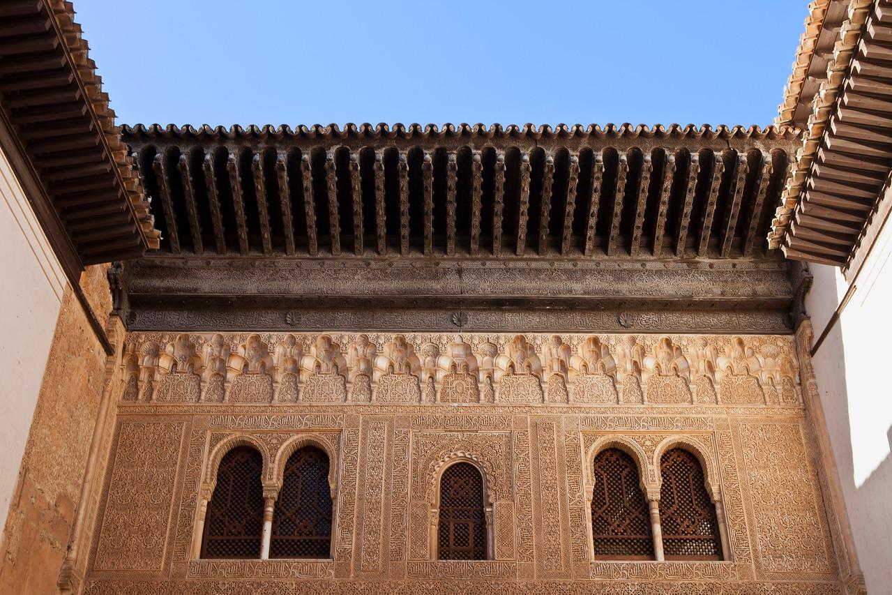 Nasrid Palaces - Granada
