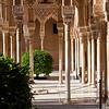 Nasrid Courtyard