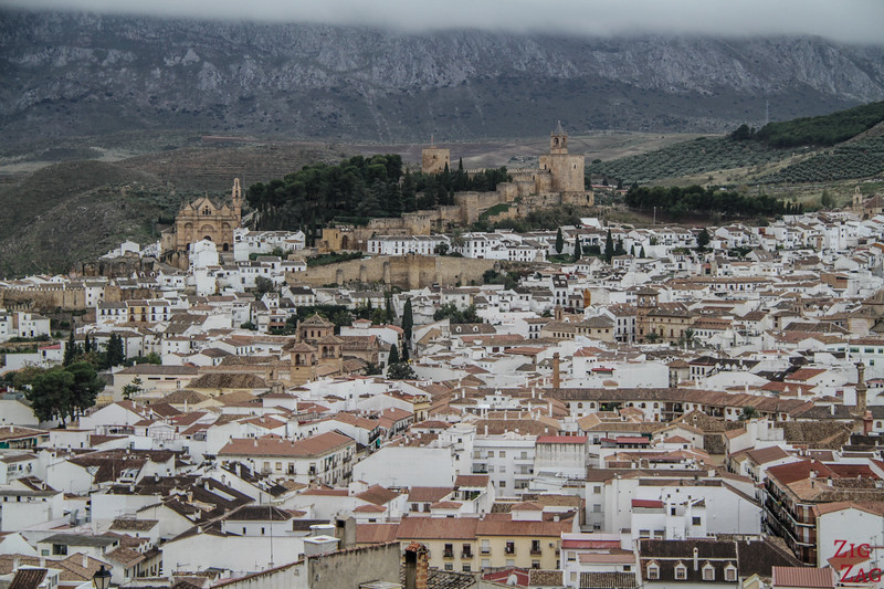 Antequera Stadt