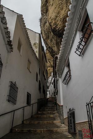 Calle Herreria Setenil de las Bodegas