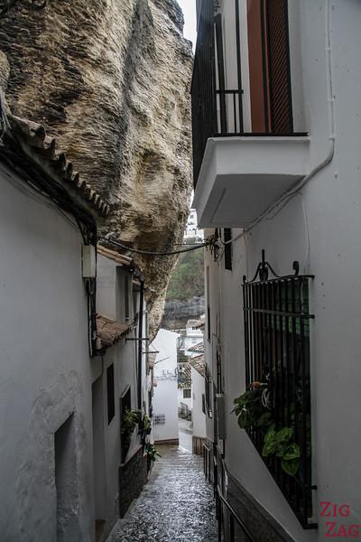 Calle Herreria Setenil de las Bodegas 2