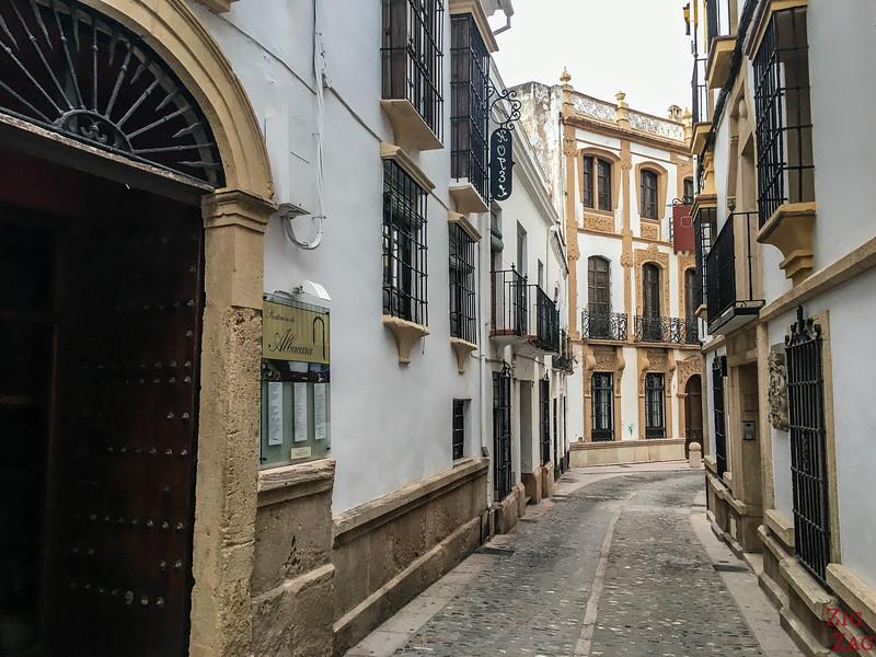 Ronda Stadt