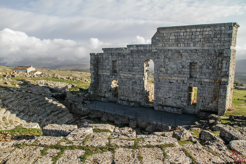 Ruines d'Acinipo