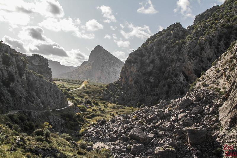 Sierra de Carzola