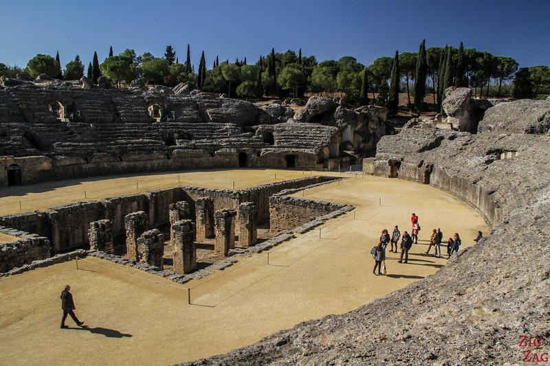 Ruines d'Italica