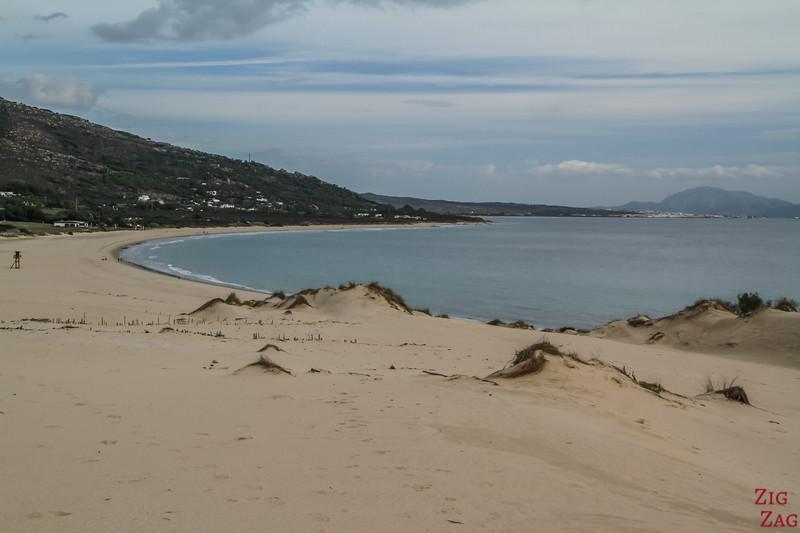 Playa de Valdequaros