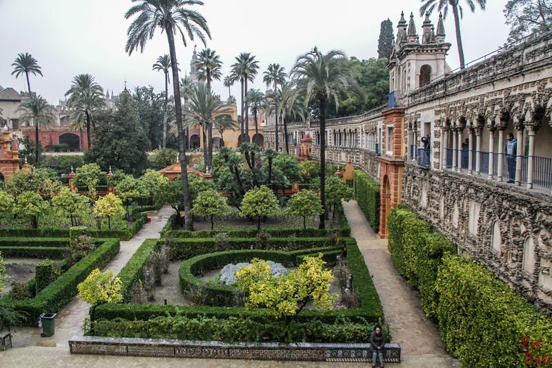Festung Sevilla
