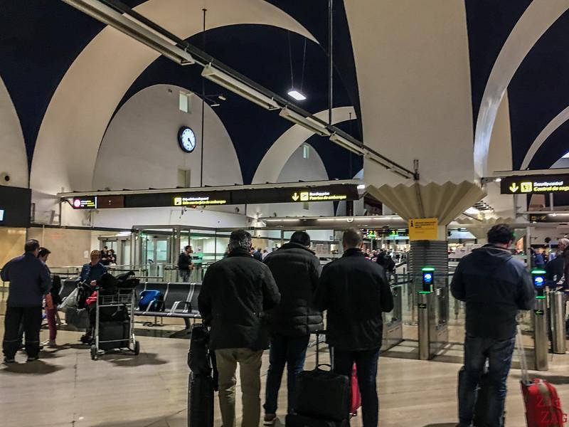 Aéroport de Séville