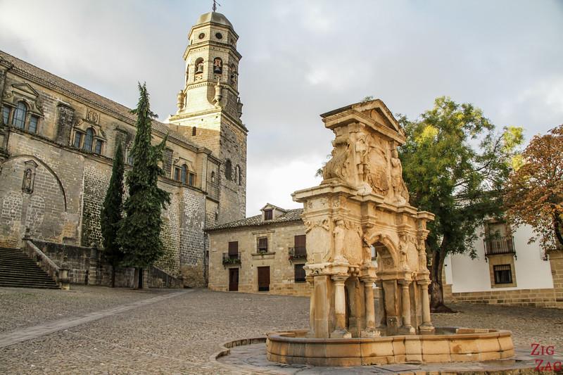 Baeza Stadt