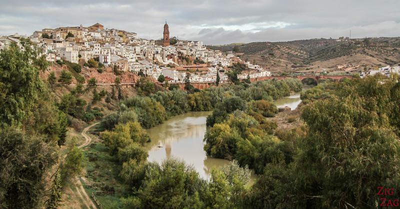 Montoro village