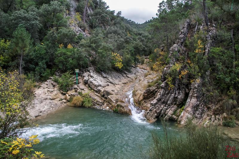 Cascadas del Rio Borosa