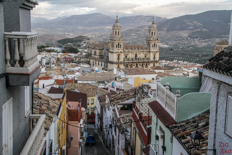 Where to go in Andalucia - Jaen province