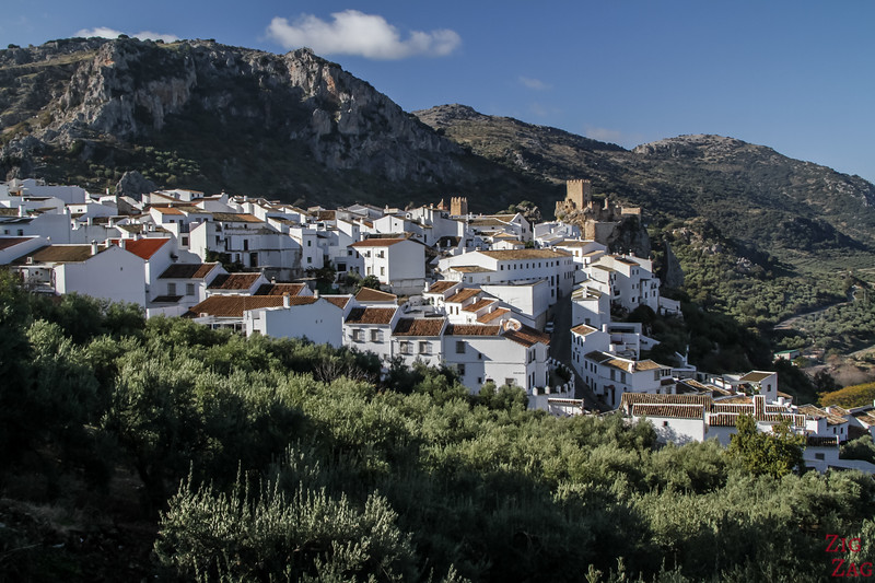 Village blanc de Zuheros