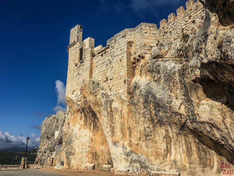 Zuheros castle 2