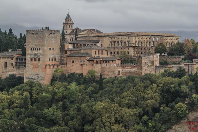 Where to go in Andalucia - Granada province