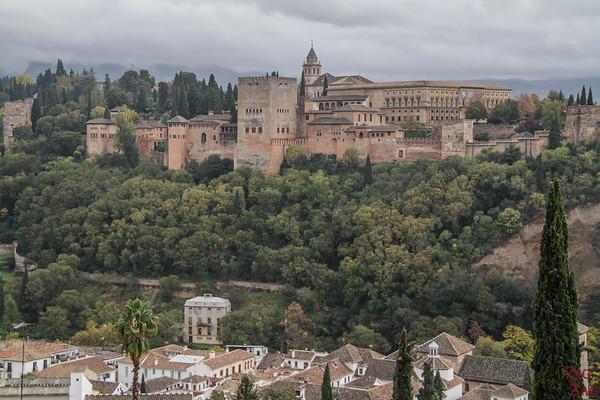 Granada Stadt