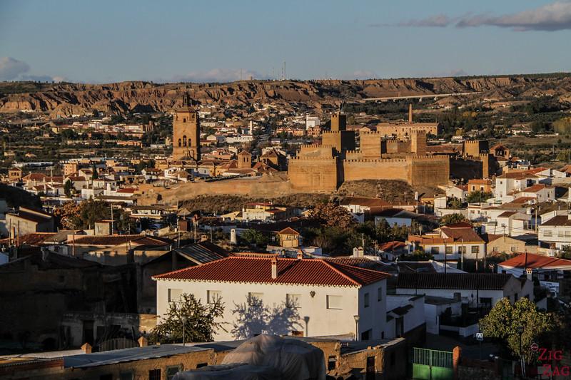 Guadix Stadt