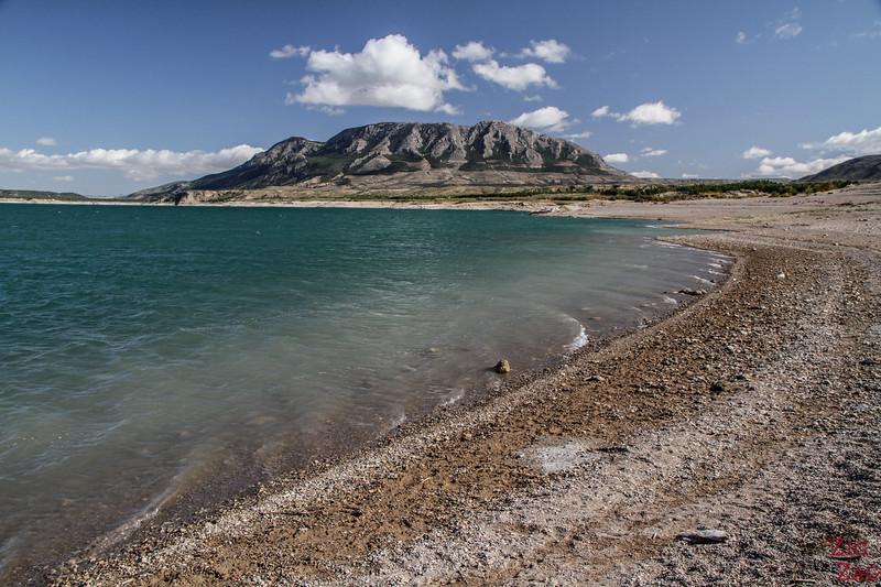 Lake Negratine beach