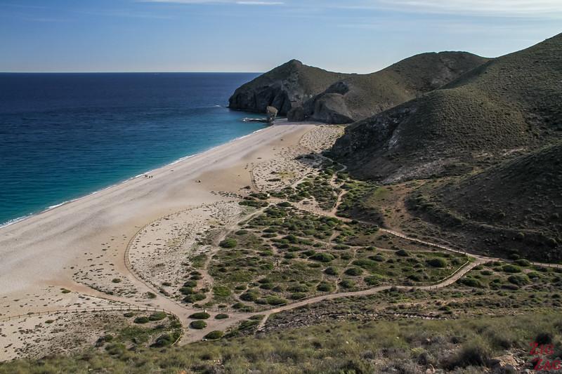 Où aller en Andalousie - province de Almeria