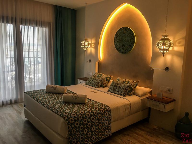 hébergement Andalousie hotel 2