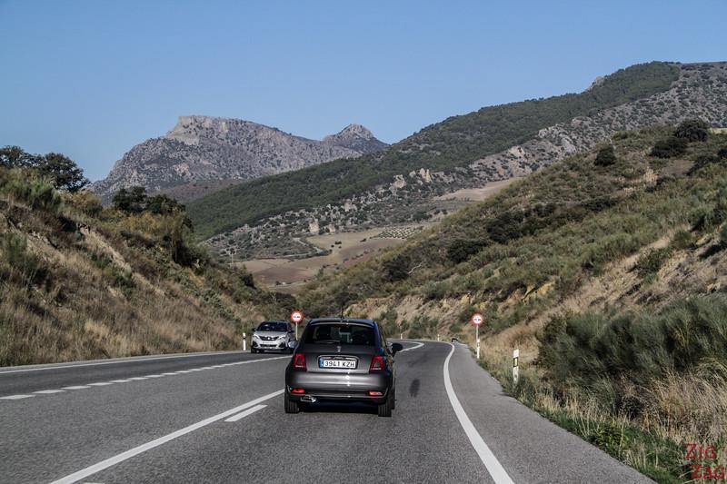 road trip around Andalucia
