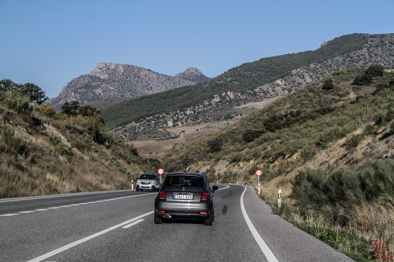 voyager en Andalousie