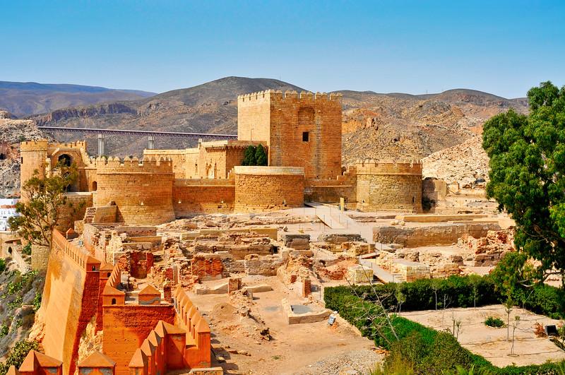 Almeria Fort