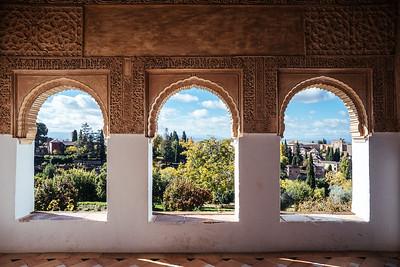 Granada - Alhambra, Generalife