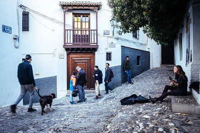 Granada - Albaycin