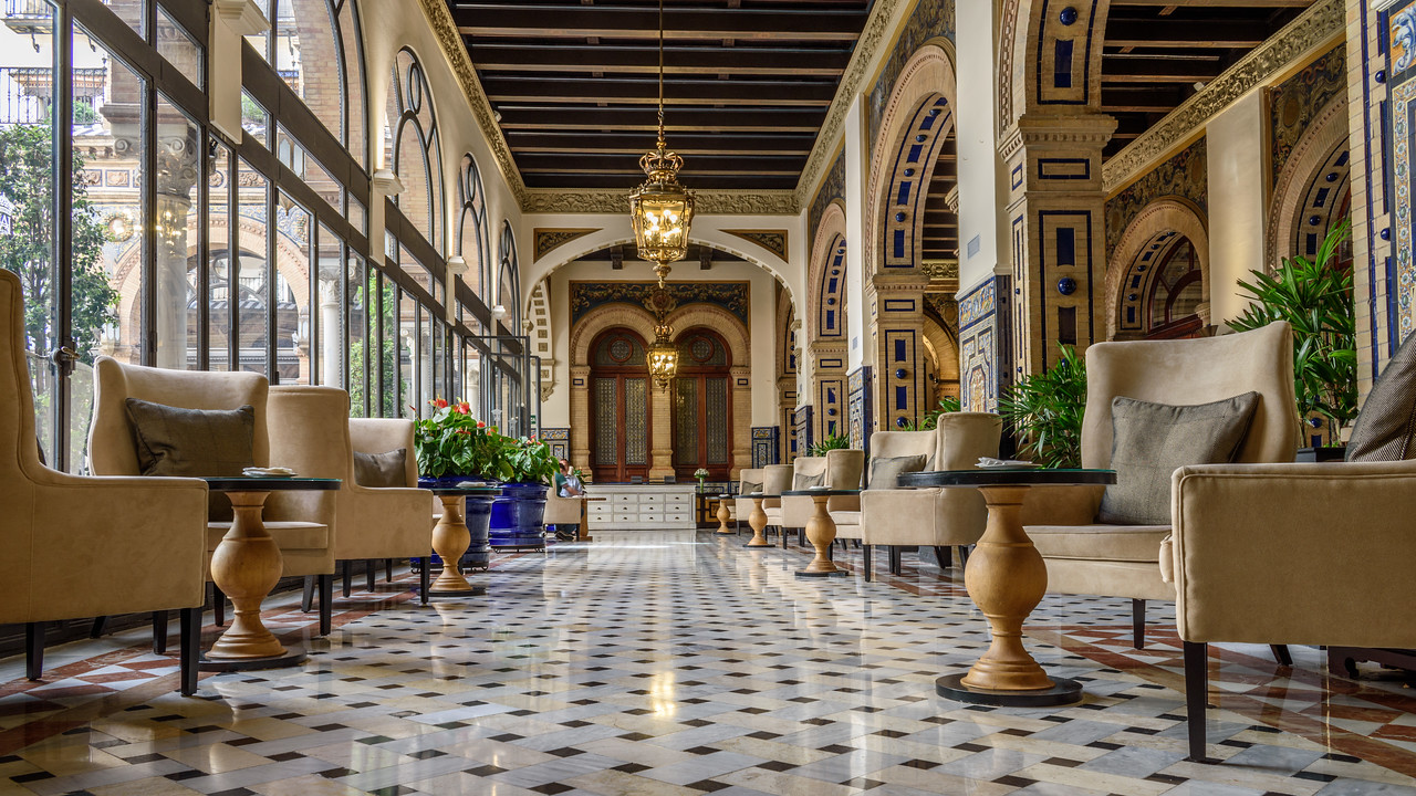 Hotel Alphonso XIII, Sevilla (Seville)