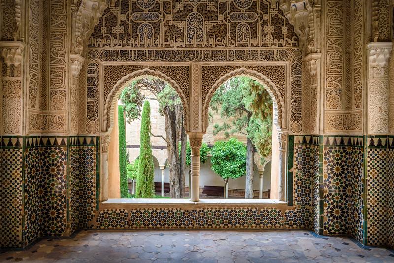 Alhambra (interior)