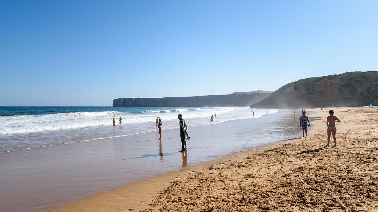 Praia Mareta, Sagres, Algarve