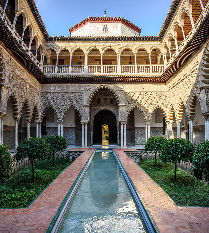 Alcazar, Sevilla (Seville)